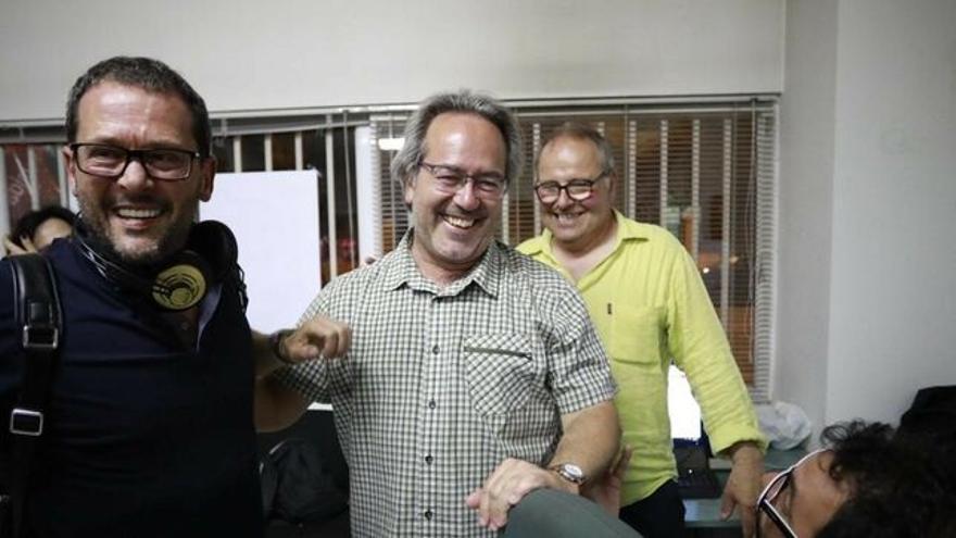 El alcalde de Zamora celebra su resultado el 26 de mayo