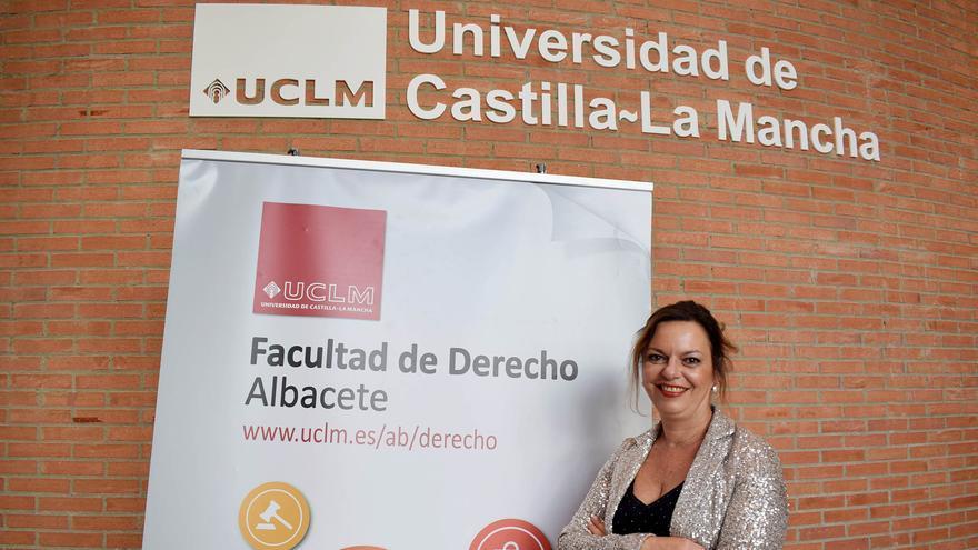 Nuria Garrido, profesora de Derecho de la UCLM en Albacete