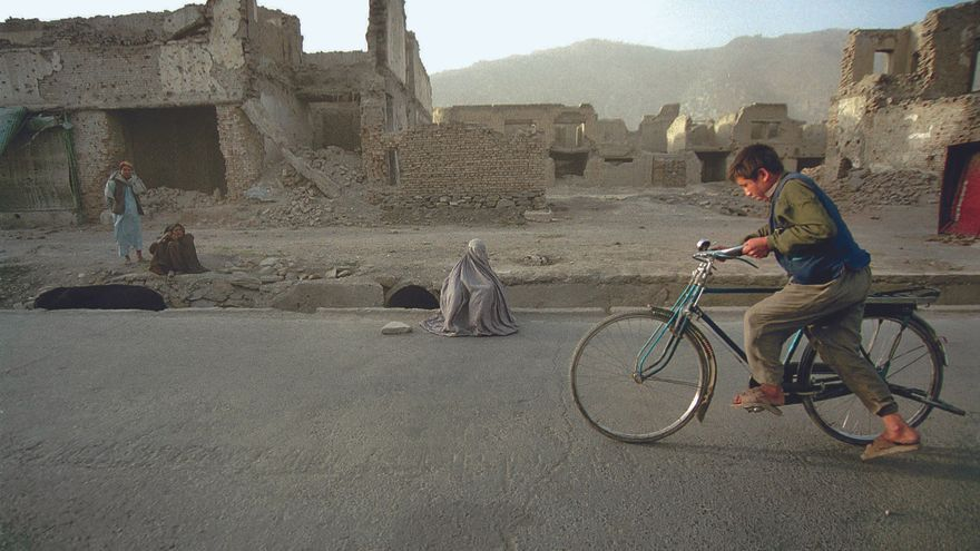 Lynsey Addario Afganistán