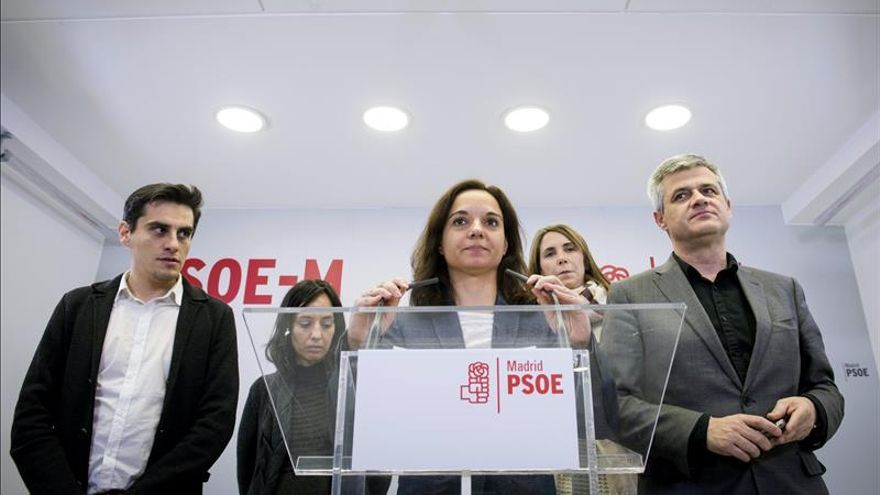 """El PSOE-M invita a Cs abrir """"una nueva etapa"""" en la Comunidad de Madrid"""