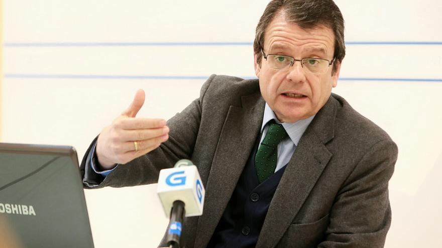 Ángel Bernardo Tahoces, director xeral de Enerxía e Minas