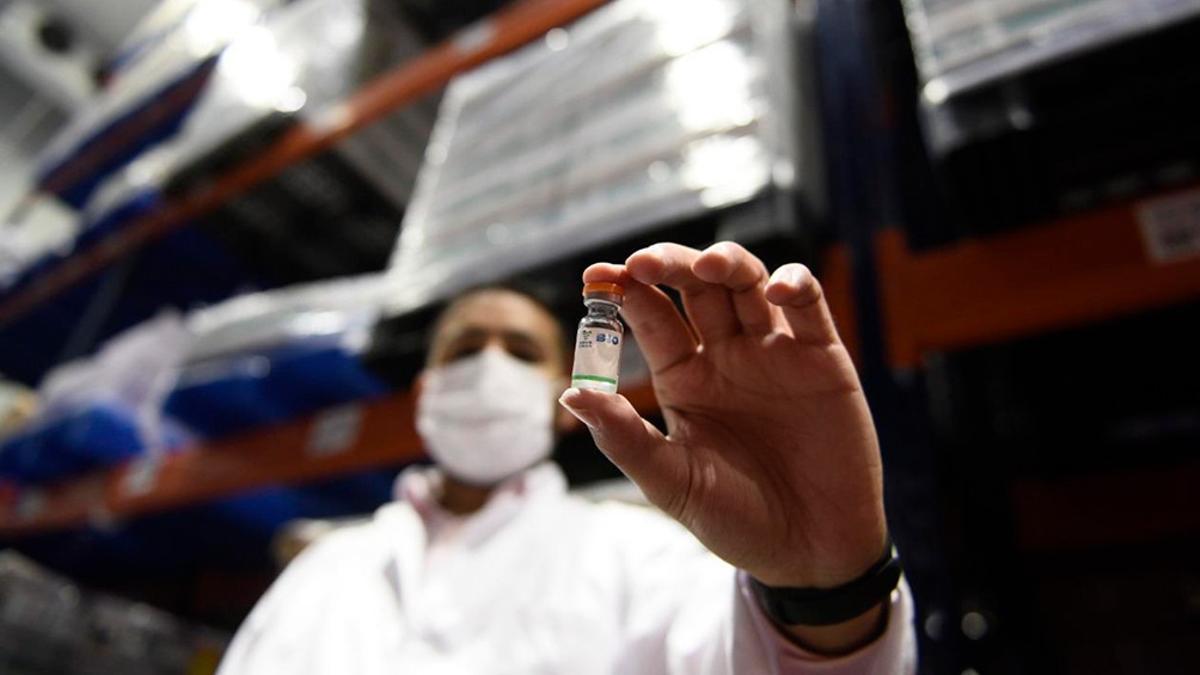 Ciudad arranca este martes con los ensayos para combinar vacunas contra el Covid-19
