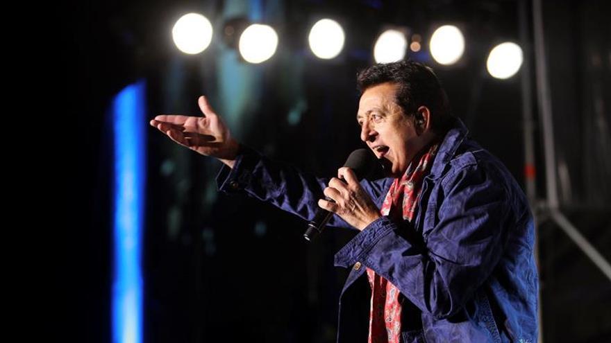 Manolo García publicará el 6 de octubre su primer disco en directo