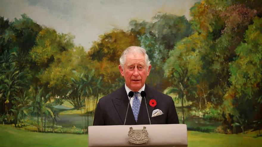 """El príncipe Carlos invirtió millones en sociedades """"offshore"""", según la BBC"""