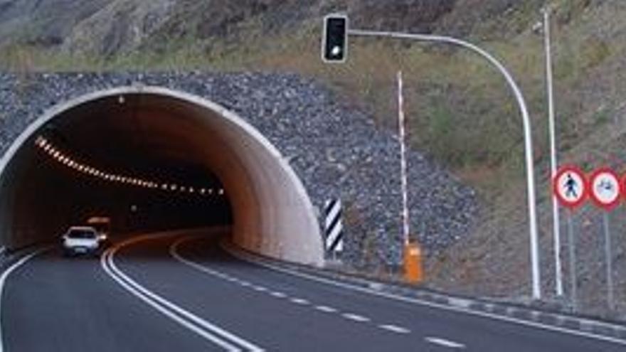 Túnel de Los Roquillos. (EUROPA PRESS)