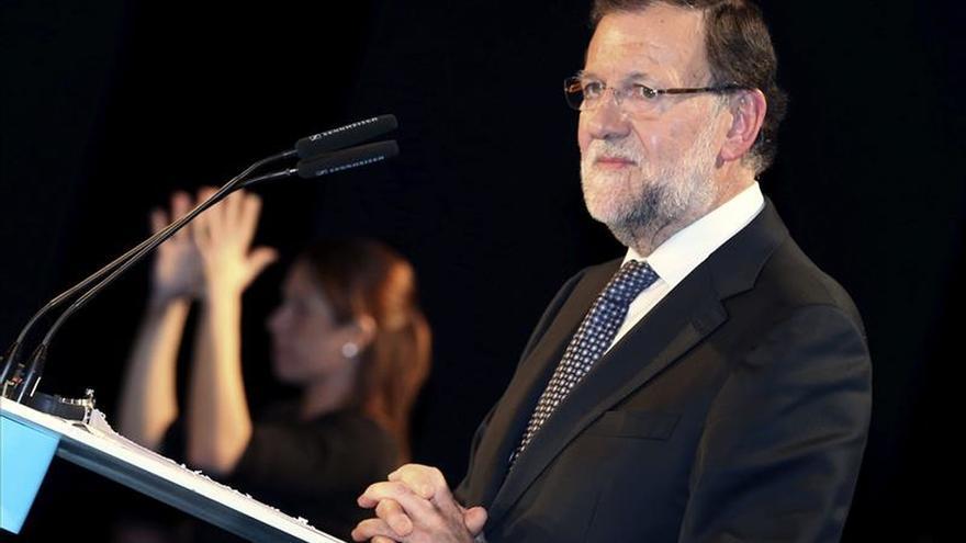 Rajoy abre la temporada de rebajas