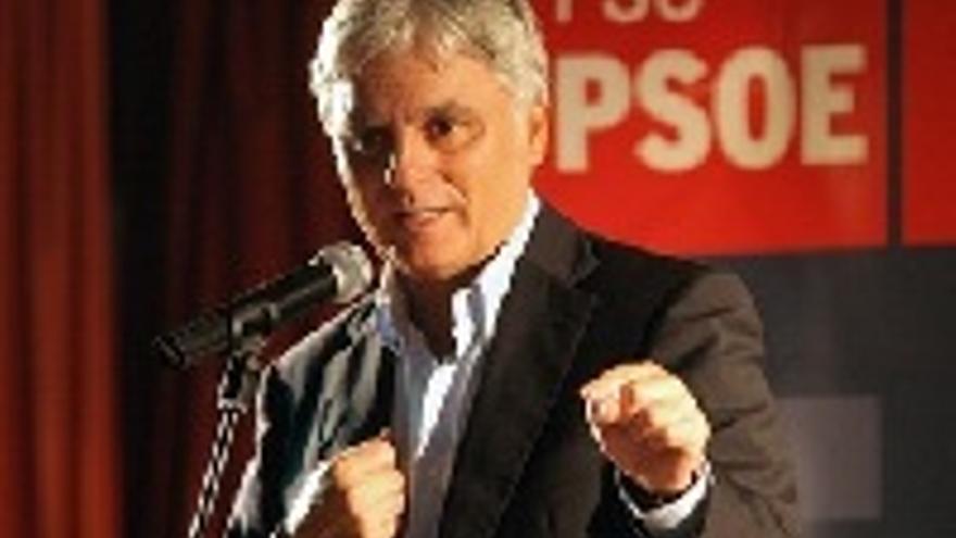 José Miguel Pérez, vicepresidente y consejero de Educación.