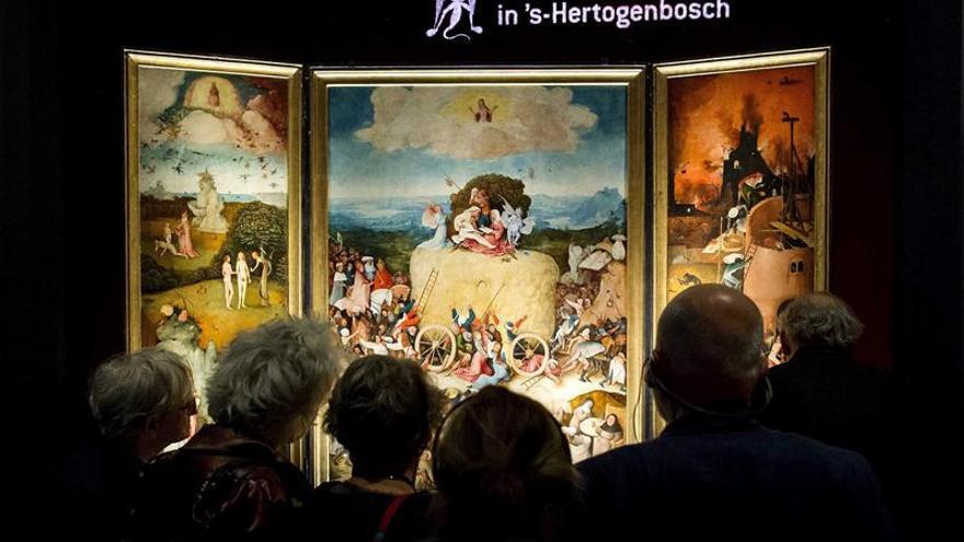 La mayor exposición de El Bosco en Holanda abre sus puertas