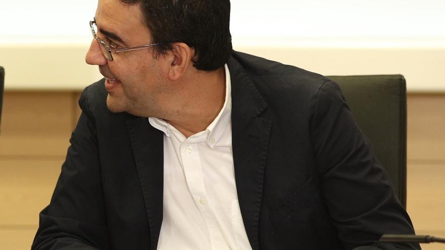 """Mario Jiménez: """"Si el Comité Federal opta por la abstención, todos los diputados lo acatarán, incluido Sánchez"""""""