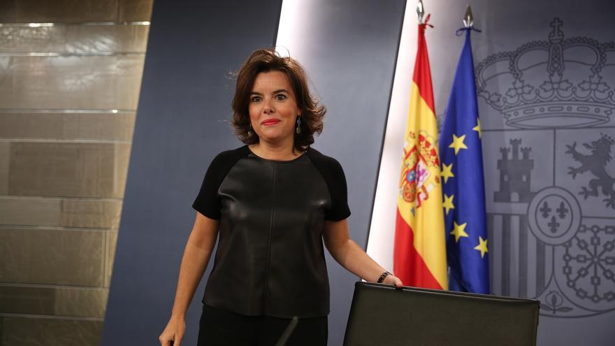 """Santamaría avisa de que el """"Gobierno Frankenstein"""" que podría buscar Sánchez es """"malo"""" para España"""