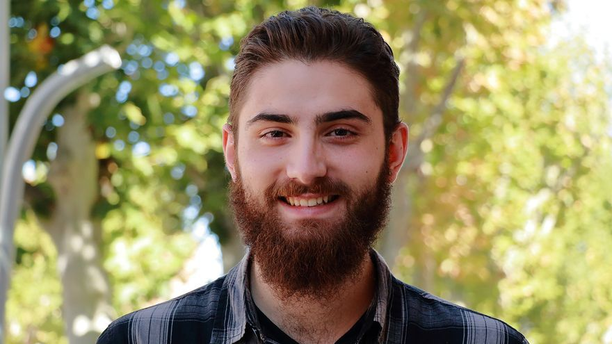 Daniel Velasco, responsable Juventud IUCLM