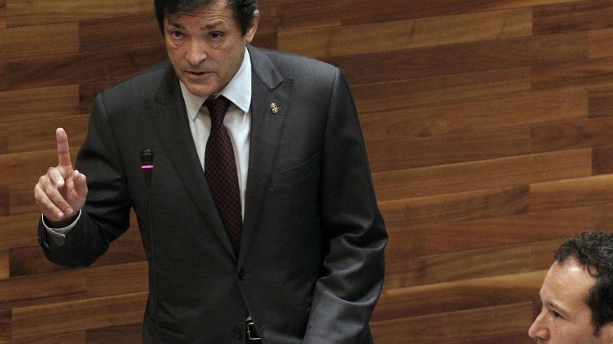 """El presidente de Asturias pide coraje al PP frente a la corrupción y no """"reducir la política al control jurídico"""""""