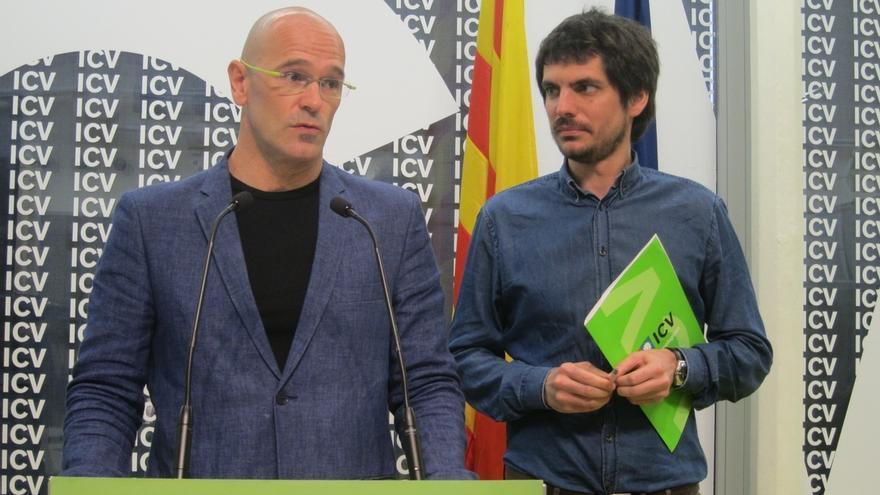 """Eurodiputado Romeva dice que su marcha de ICV es """"dolorosa"""" pero destaca el trabajo del partido"""
