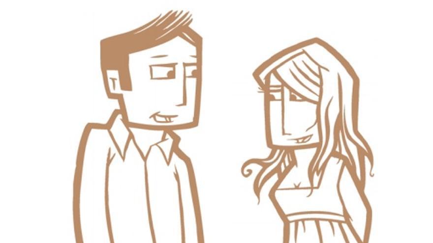 Olivia y Martín