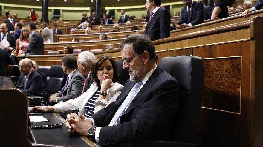 Santamaría admite que Rajoy necesita al PSOE y que, sin su apoyo, pierde España y habrá elecciones