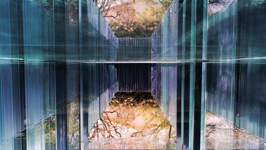 'Pavilion 2', obra del artista Ola Kolehmainen que lleva la galería barcelonesa Senda a esta edición de Arco.