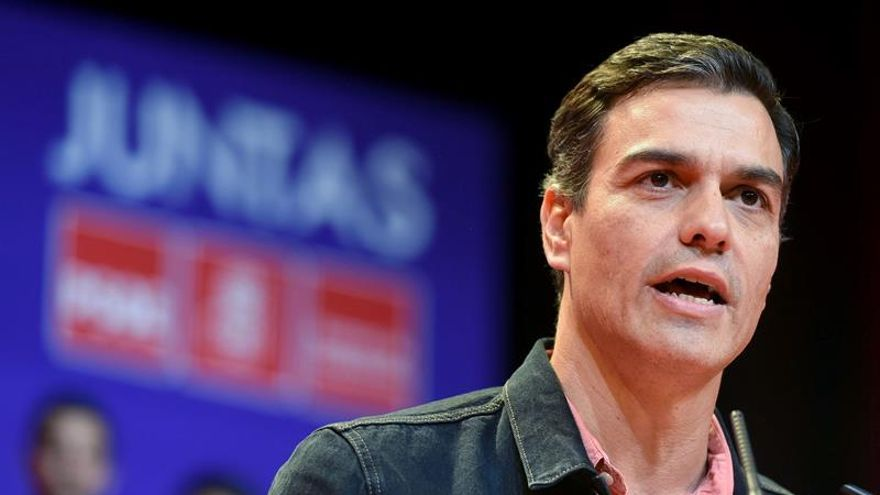 Sánchez participará al menos en seis actos de la campaña de Iceta en Cataluña