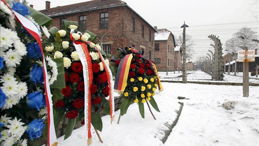 Una visita virtual a Auschwitz con fotografías panorámicas