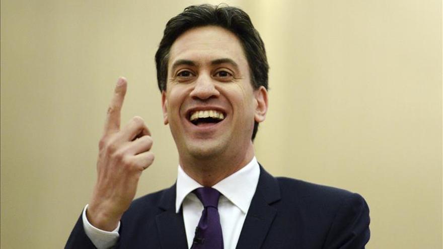 Miliband promete investigar la Hacienda británica si llega al poder