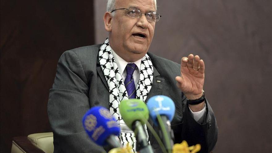 Nuevas construcciones en Jerusalén este son una bofetada a EEUU, dice Erekat