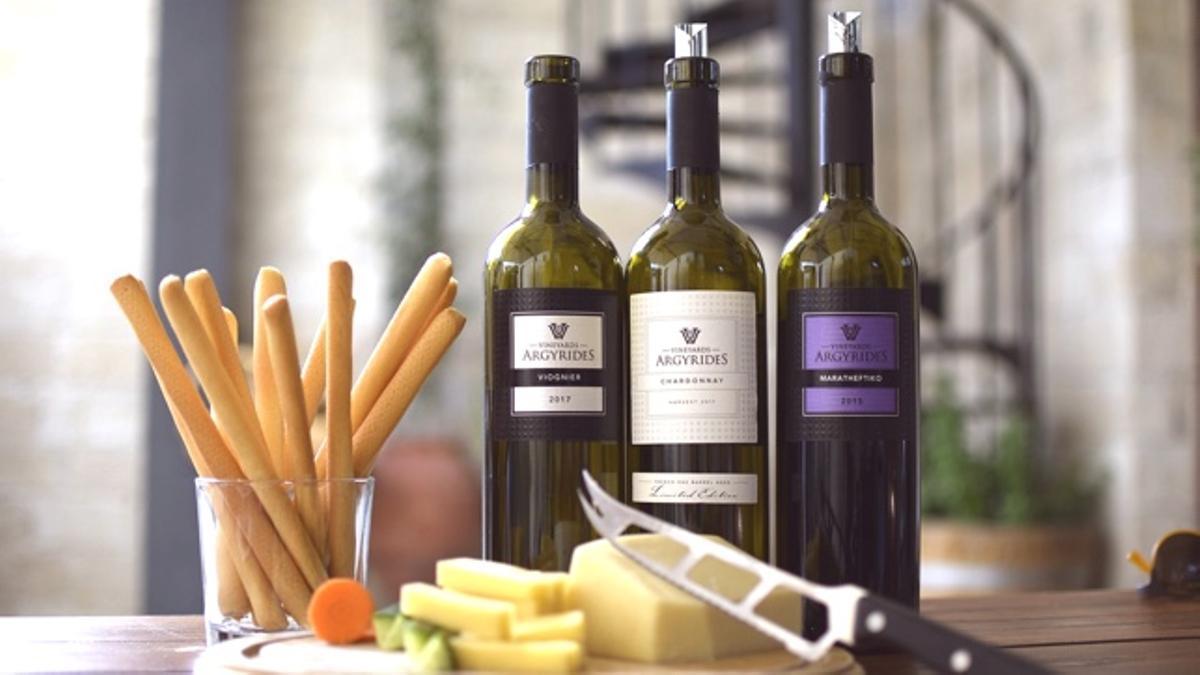Vinos de la variedad de uva viognier