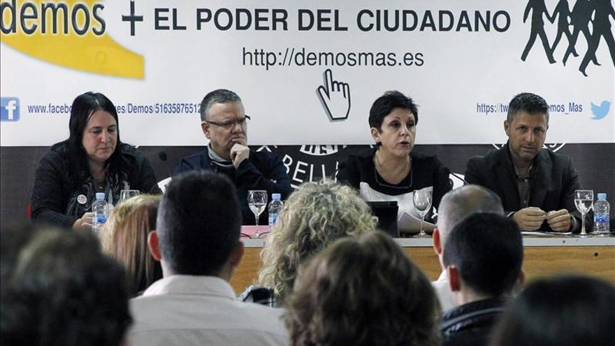 Nace el partido 'Demos Más' en defensa de la sanidad y la educación públicas