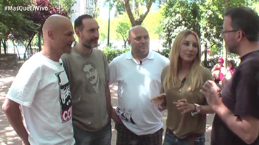 TVE estrena 'Más que en vivo', el nuevo programa de música con Berta Collado y Jordi Mestre