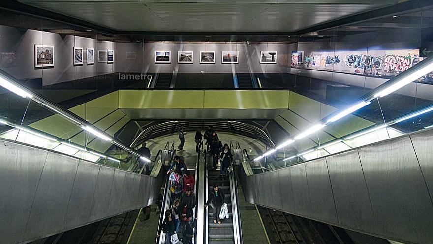 Estación de Colón de Metro Valencia