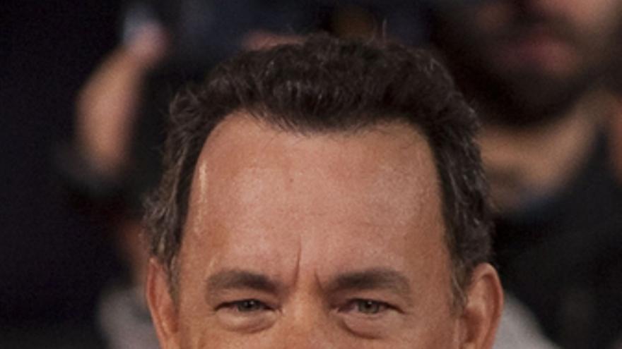 El actor estadounidense Tom Hanks