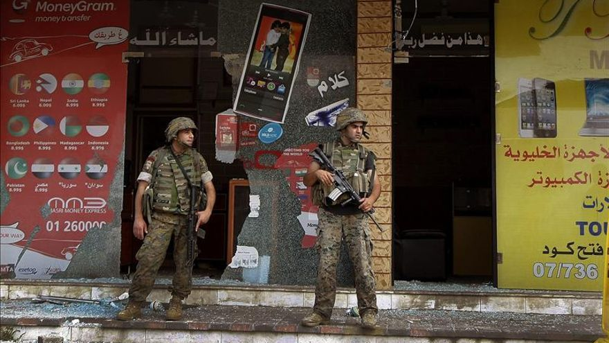Dos muertos y seis heridos por el rebrote de la violencia en el Líbano