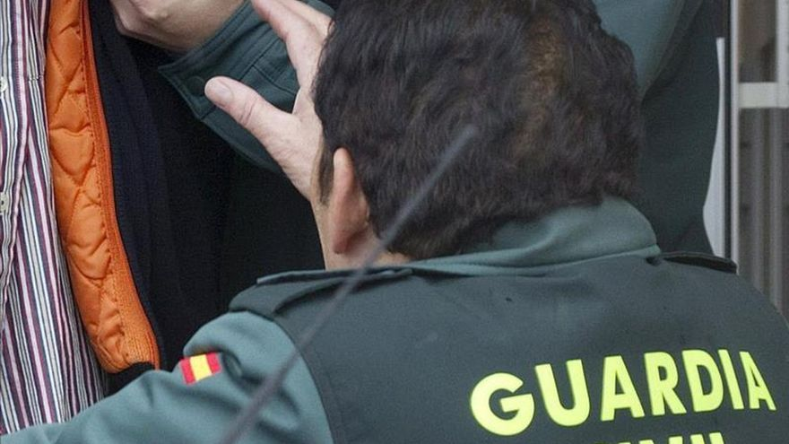 Detenido en Barcelona un miembro de la Camorra que coordinaba tráfico de drogas