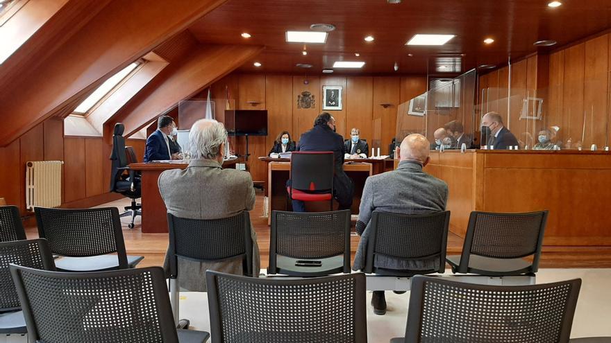 Administrador de Nocanor declara en el juicio contra el exalcalde de Noja Jesús Díaz (PP) por presunta prevaricación en el retraso de licencias a la urbanización proyectada por esta empresa en el municipio