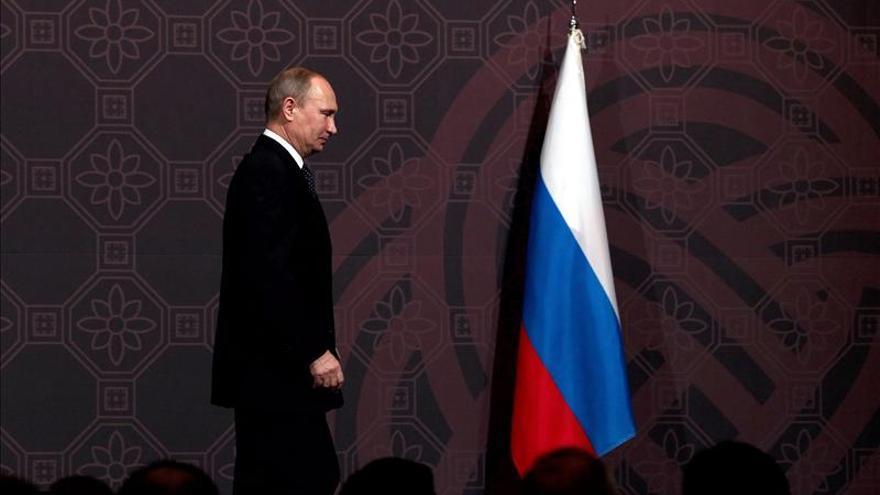 Putin se declara en contra de crear xenofobia hacia las minorías sexuales