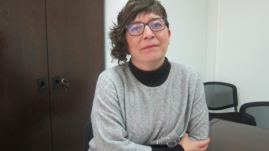 """Loli García acusa al Gobierno vasco de """"dejadez"""" y de falta de política industrial y le reclama """"un cambio de rumbo"""""""