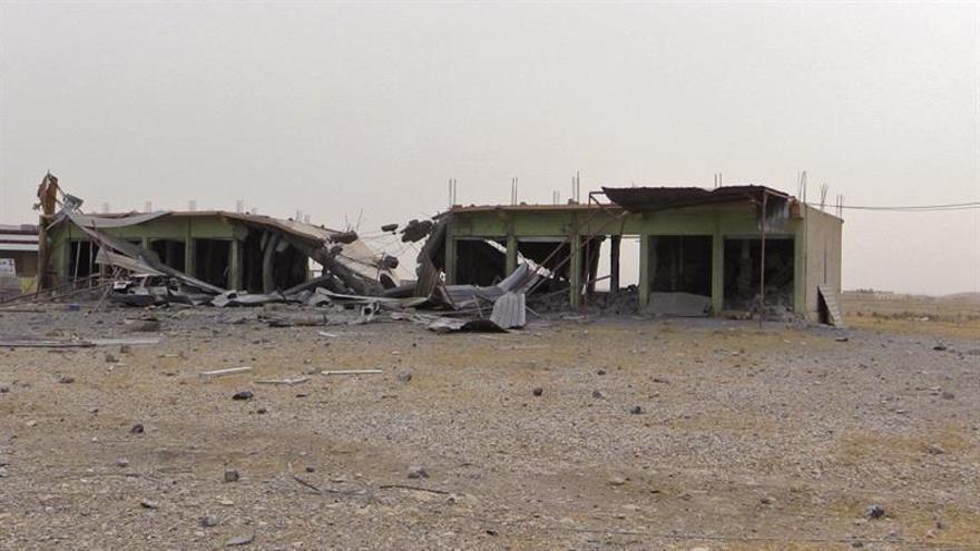 Las fuerzas iraquíes irrumpen en Mosul y toman la televisión local