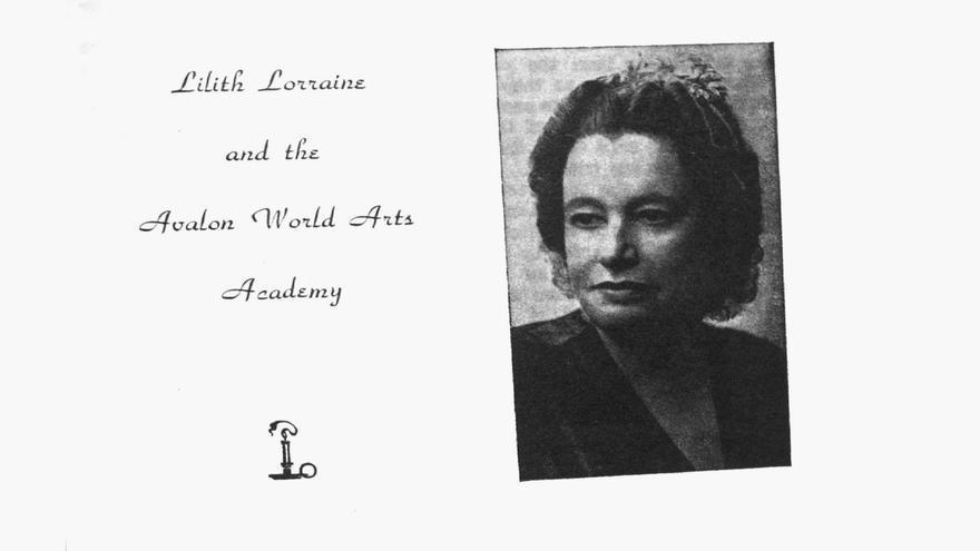 Lilith Lorraine, pionera de la ciencia ficción