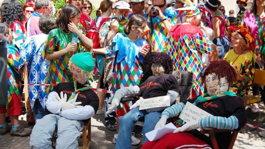 Se presenta la programación oficial de 'Los Mayos', fiesta de Interés Turístico Nacional de Alhama de Murcia