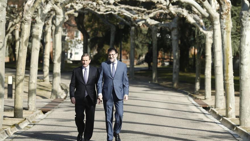 España e Irlanda acuerdan una mayor colaboración en lucha contra el terrorismo y la delincuencia organizada