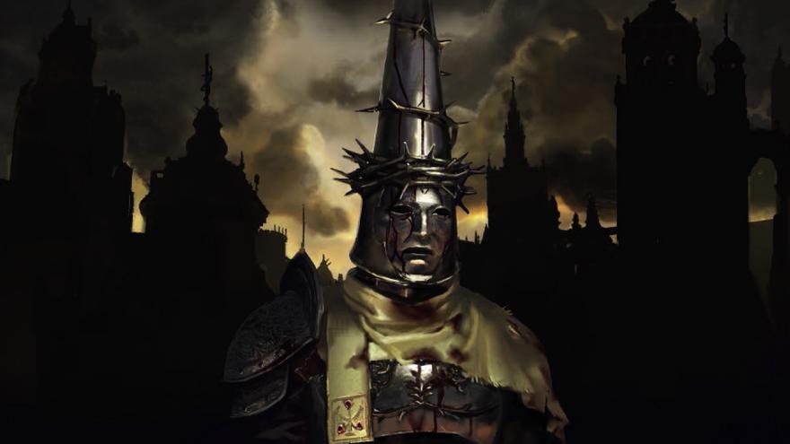 Penitente, el personaje principal de 'Blasphemous'