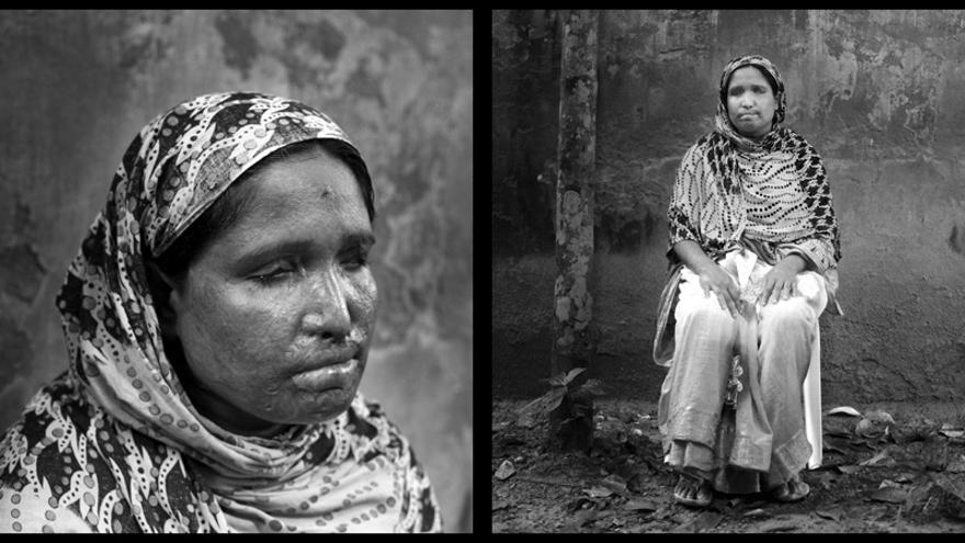 Nur Banu. Foto: Luigi Baldelli / ActionAid