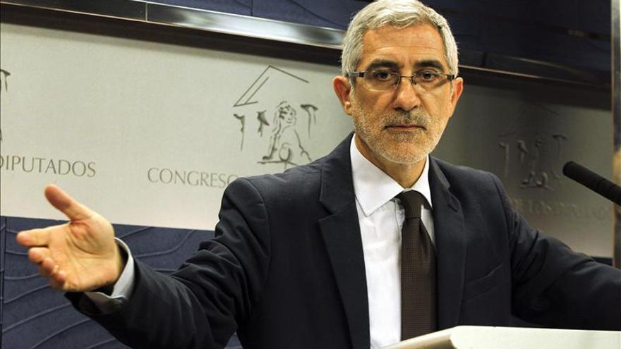 IU pide al Gobierno que acate el fallo de Estrasburgo sin subterfugios