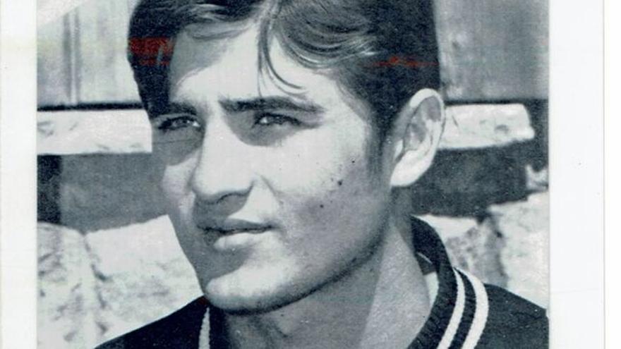 Marcos Chinea, el boxeador gomero que participó en los Juegos Olímpicos de 1968.