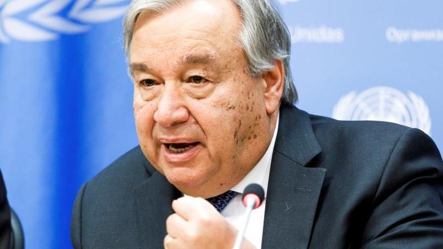 La ONU llama a reducir la tensión en Chile y pide rechazar toda la violencia