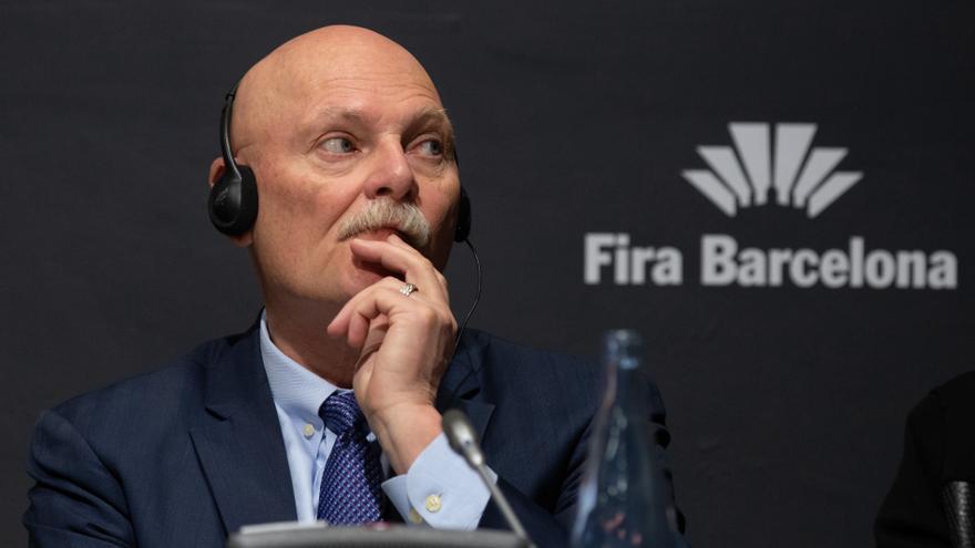 Hoffman (GSMA), favorable a mantener el Mobile en Barcelona más allá de 2024