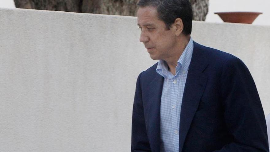 La UCO sitúa a Zaplana al frente de una red corrupta que obtuvo 10,5 millones