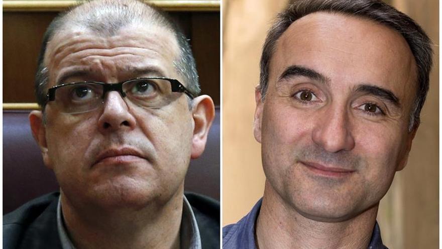 José Zaragoza y Pere Joan Pons, primeros díscolos socialistas  apartados