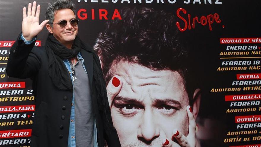 Alejandro Sanz sale en defensa de una mujer agredida en pleno concierto