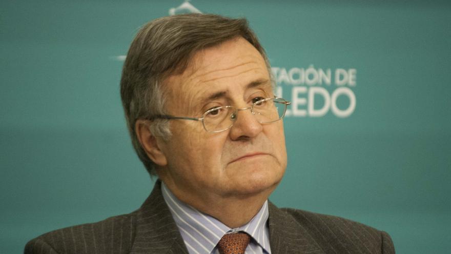 García-Tizón advierte a los votantes de C's procedentes del PP que su voto termina en la izquierda