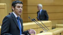 El senador herreño Narvay Quintero. EFE.