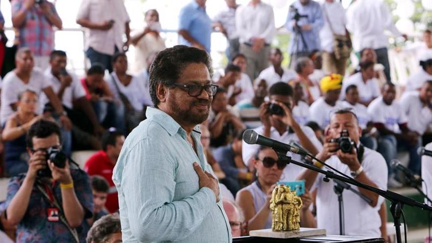 Las FARC rechaza denuncias sobre falta de control en zonas de preagrupamiento